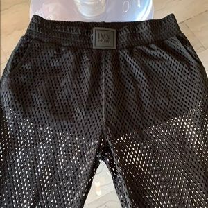 Ivy Park Perforated Joggers, in Medium size